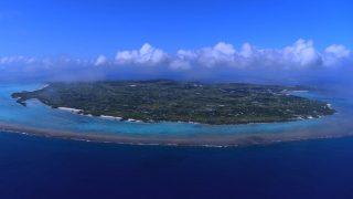 海外「8Kで見る鹿児島・沖縄に近いサンゴ礁の島」与論島のからの海の景色