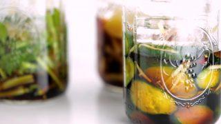 海外「調味液に漬けおくだけ!ごはんがススム」4種類の簡単醤油漬けの作り方