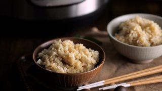 海外「健康的で栄養豊富!炊飯器で作る」美味しい玄米の炊き方