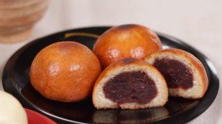 海外「二種類の食感を楽しむ!蒸し饅頭と揚げ饅頭」蒸しまんじゅうの基本の作り方