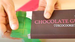 海外「パキッと折れてチョコみたい」宝石みたいなカラフルチョコレートグミ作り